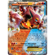 Volcanion 180 pv - XY11 26/114 Offensive Vapeur